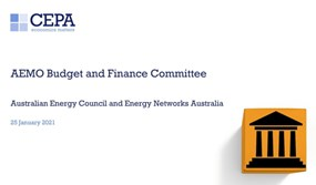 AEMO Budget and Finance Committee
