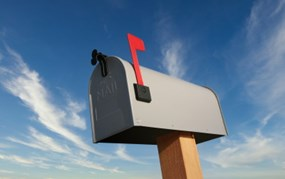 Getting the mail on solar installations